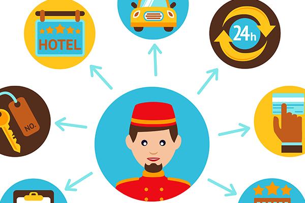 ホテル用語