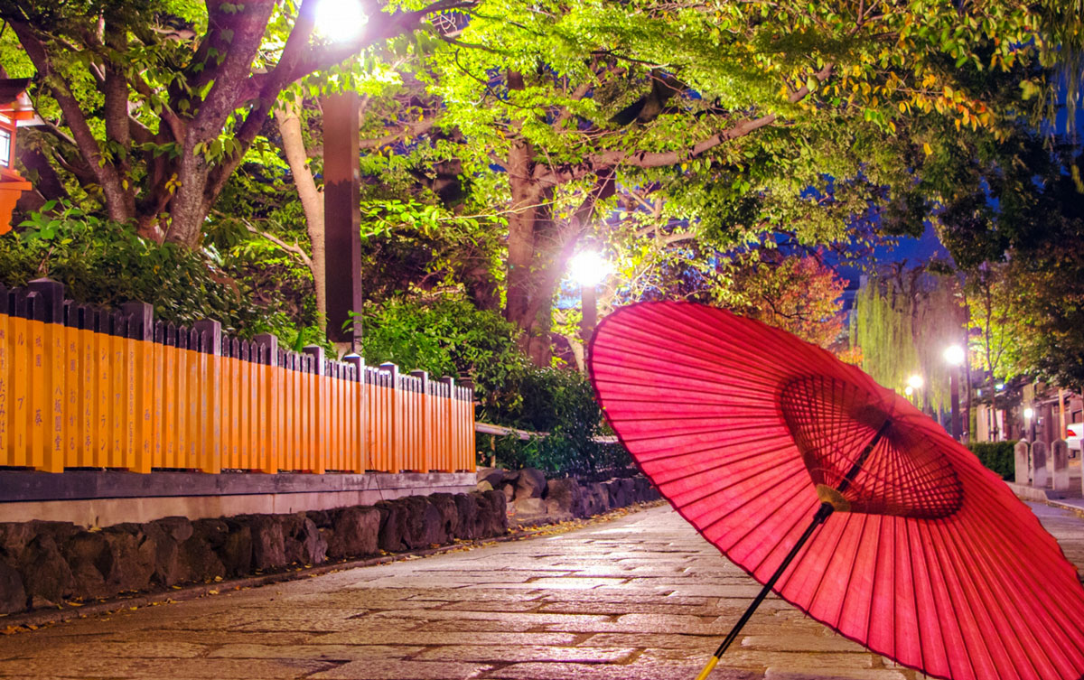 京都らしいイメージ