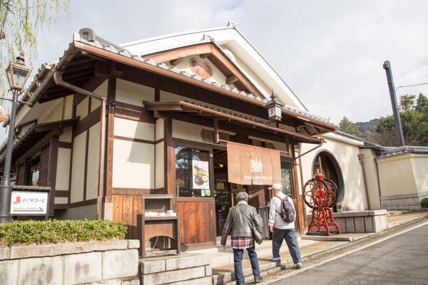 イノダコーヒー 祇園